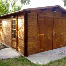 Garage in legno prefabbricati - Garage prefabbricati in legno ...