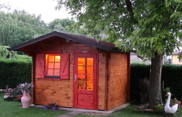 casetta in legno arezzo