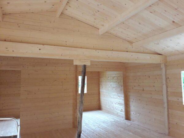 casetta in legno Lombardia