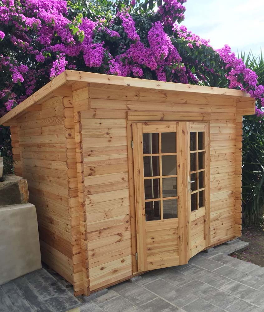 Casette In Legno Terrazzo Permessi casetta in legno mod. marche 3x2