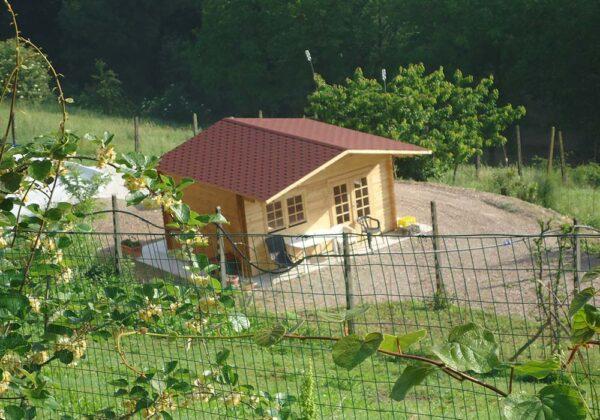 Casetta in legno Venezia 5x4 giardino