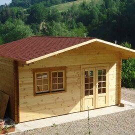 Casetta in legno Venezia 5x4