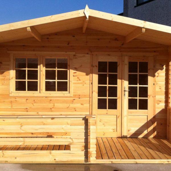 Casetta in legno 4x3 - modello Venezia