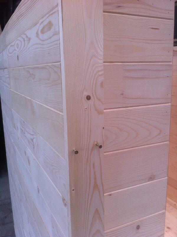 parete in legno modena