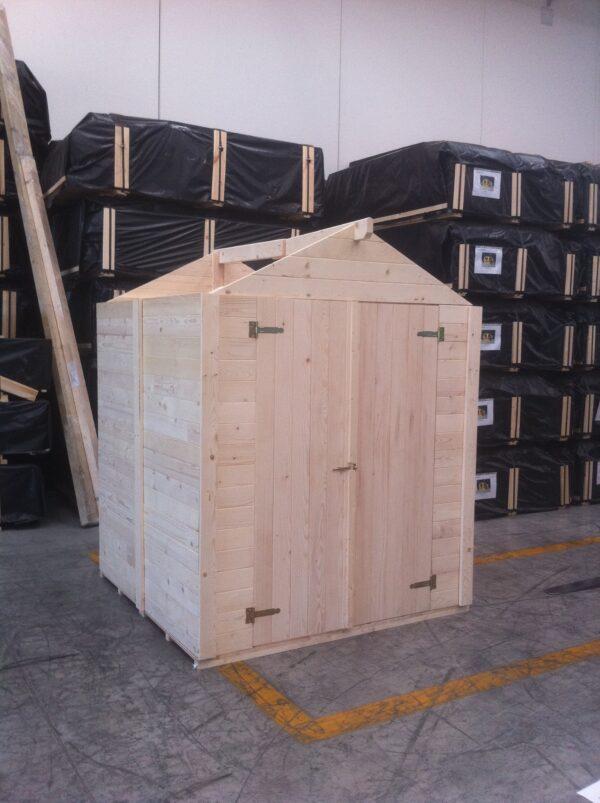 casetta di legno modena