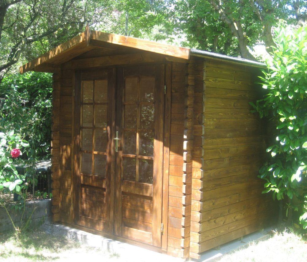 Casetta in legno mod bologna i for Casetta in legno