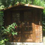 Casetta in legno mod. Bologna I