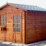 Casetta in legno mod. Chieti 3×3