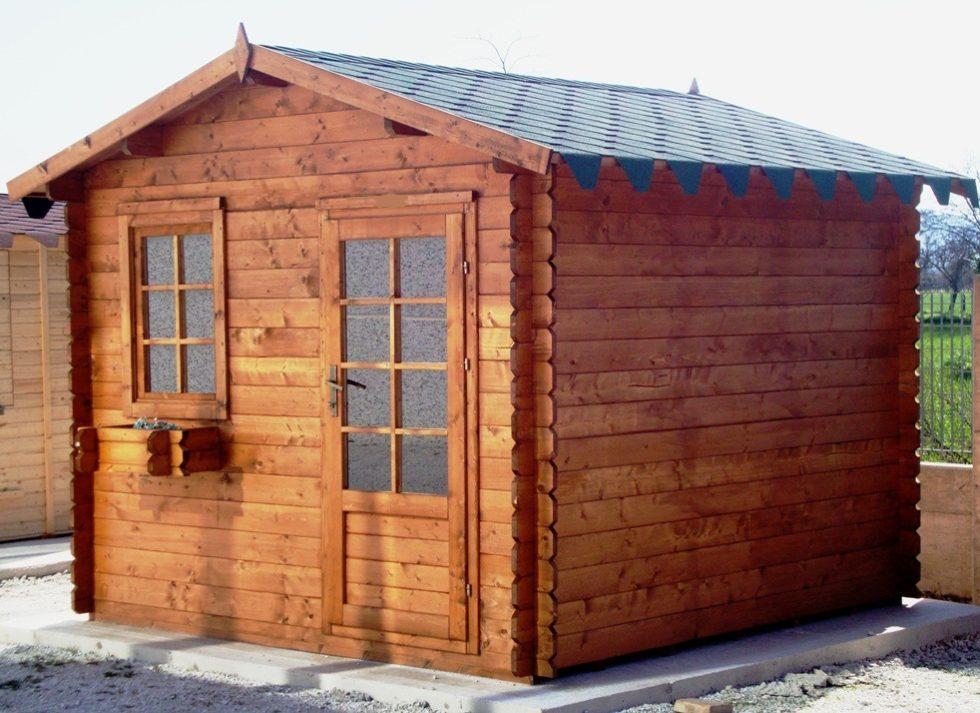 Casetta in legno mod chieti 3 3 - Casette legno giardino prezzi ...
