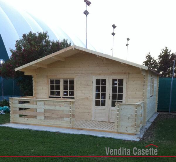 Casetta in legno mod. Venezia 4x5