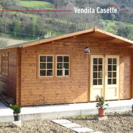 casetta in legno Venezia 4x5