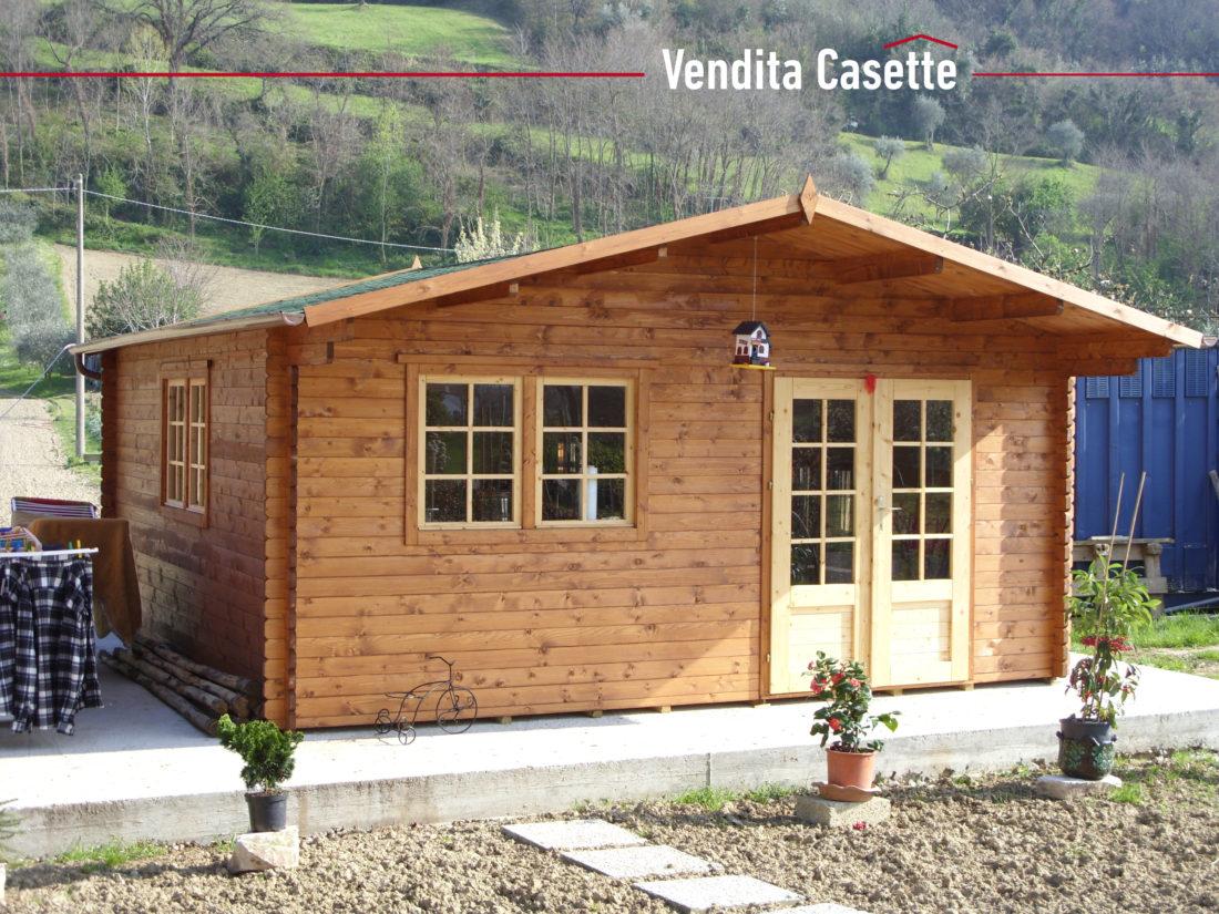 Casetta in legno mod venezia 4x5 - Casette in legno per giardino ...