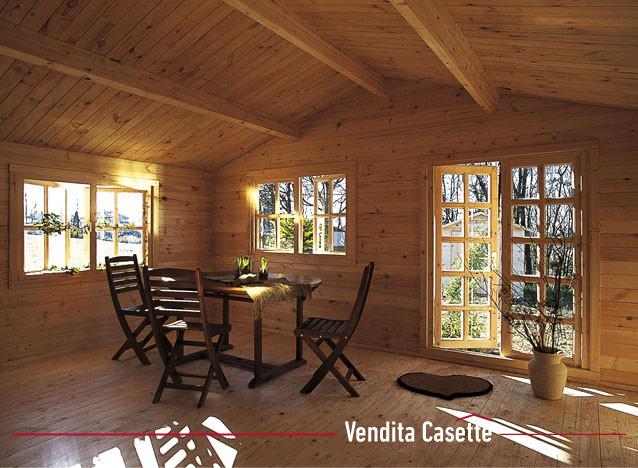 Case In Legno Interni : Casetta in legno mod venezia