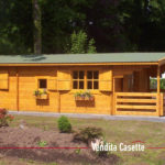 casetta in legno Toscana