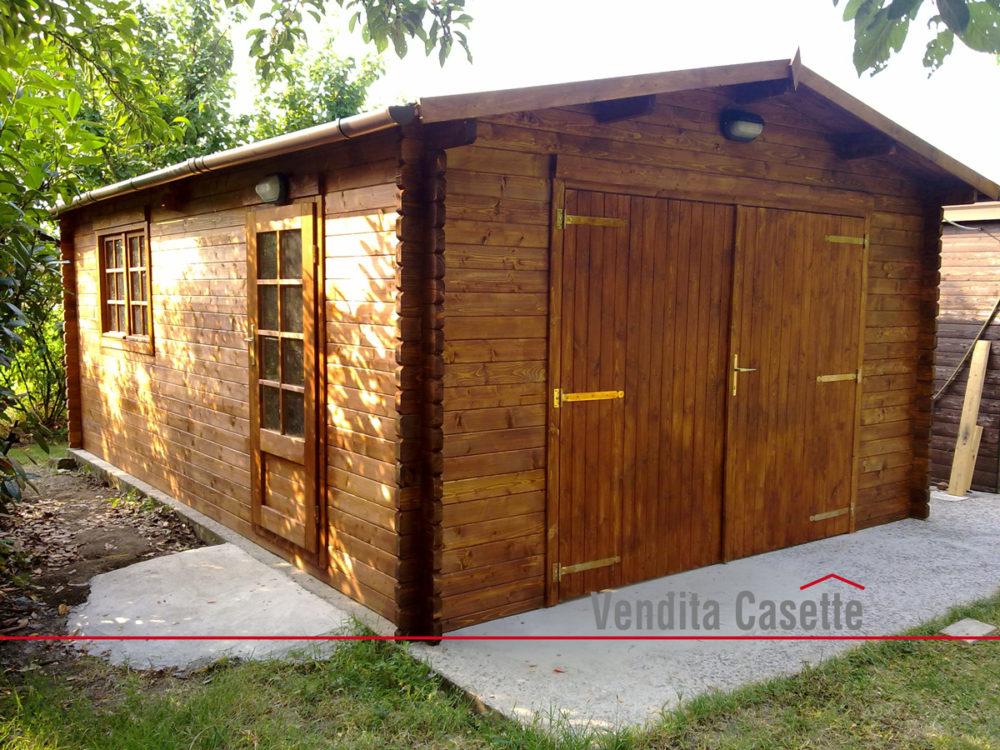 Garage in legno 4x6 - Garage in legno ...