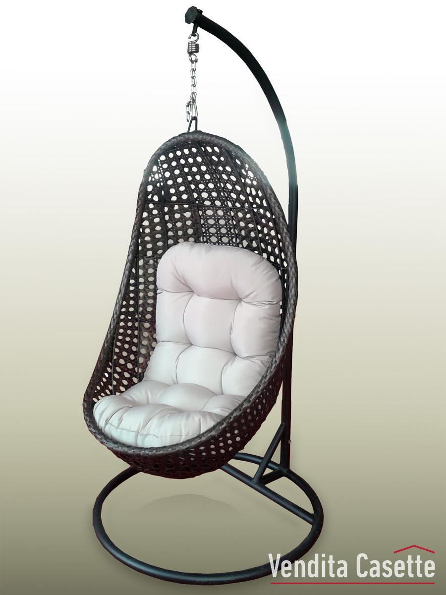 Dondolo amalfi for Volantino mobili da giardino