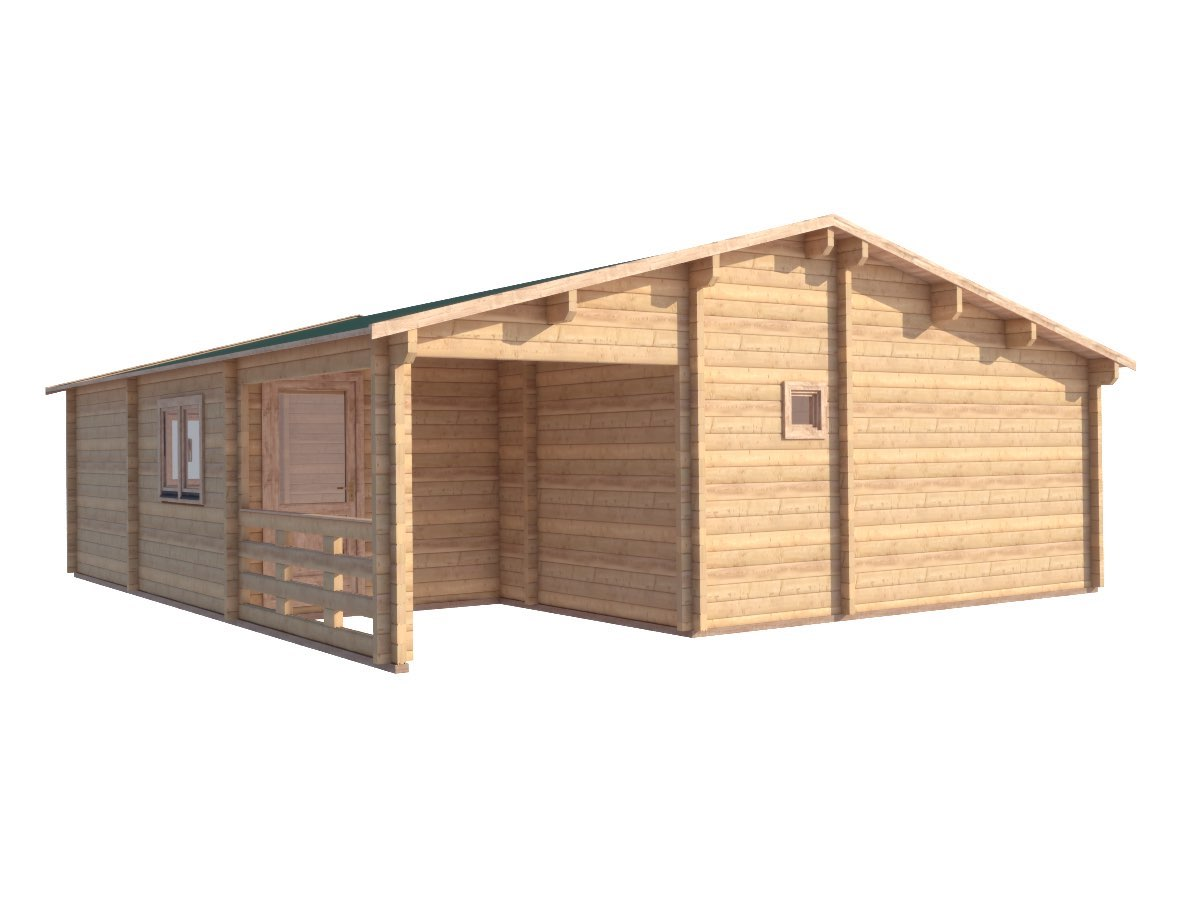 casa in legno puglia 8 9 68mm
