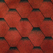 tegola rossa