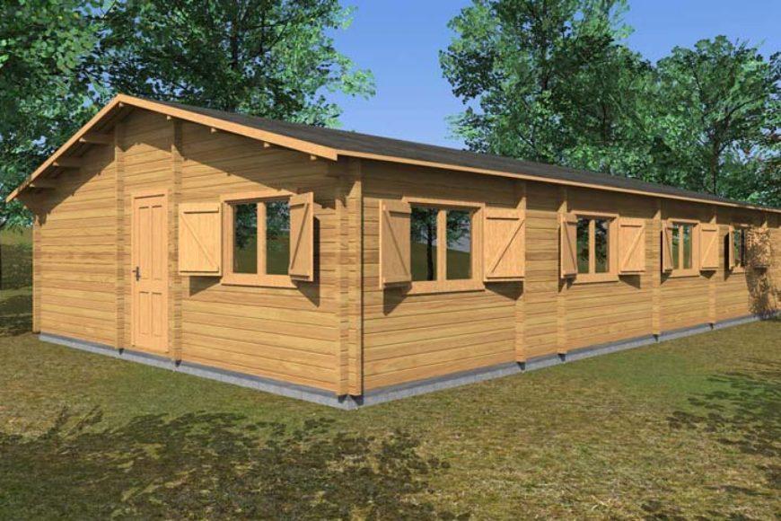 Case in legno: i maggiori vantaggi