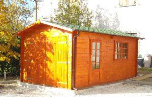 Garage in legno Vendita Casette