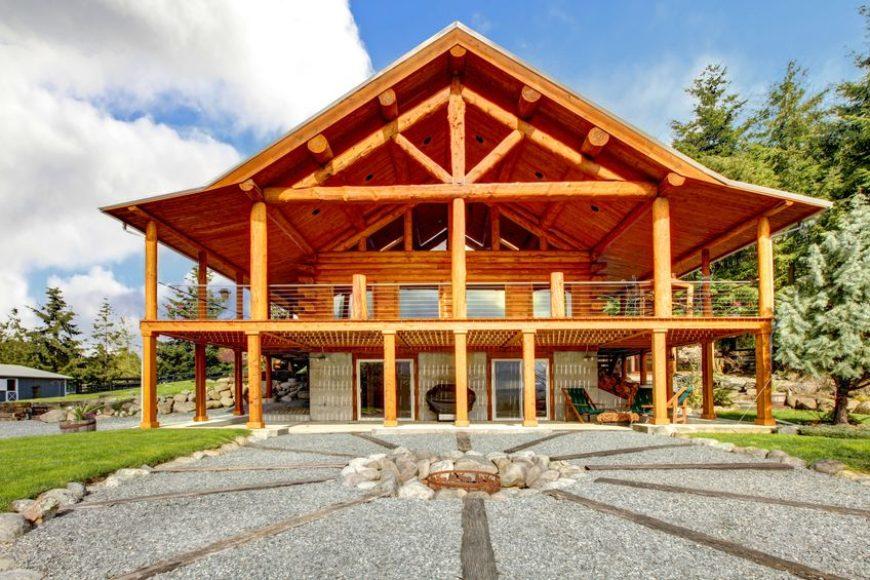 Casa in legno: materiale antisismico