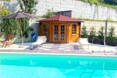 Casette in legno per giardino: i mille usi per l'estate