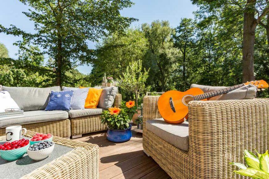 Arredi giardino in pronta consegna: comfort estivo