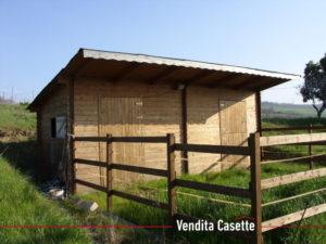 Box in legno Vendita casette