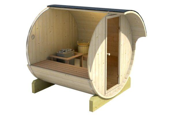 interno Sauna modello 220