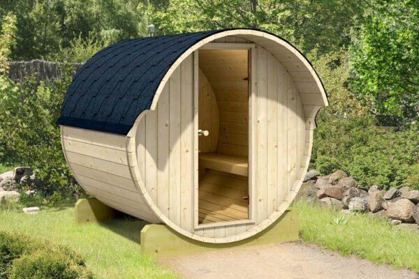 Sauna da esterno modello 220