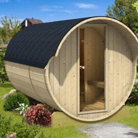 Sauna da esterno modello 330