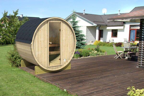 Eco Sauna da esterno per 2 persone