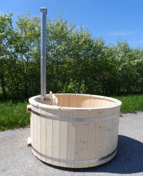 minipiscina da esterno modello hot tub 160