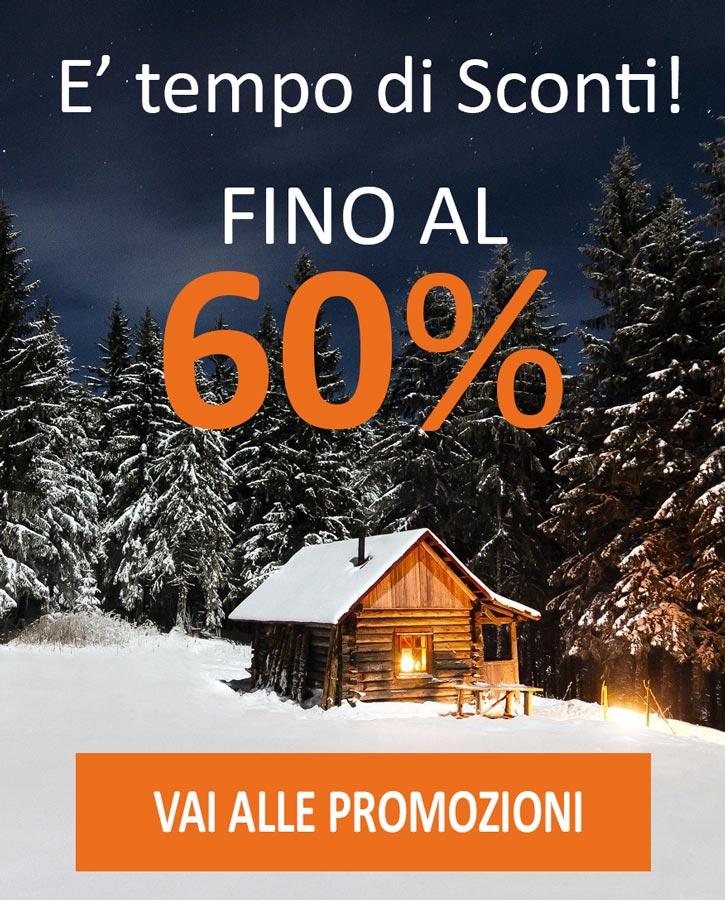 promozioni vendita casette 2019