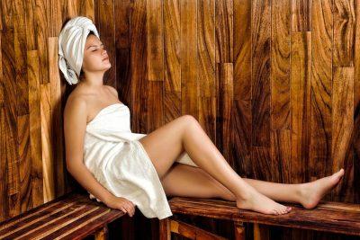 Saune da esterno: la manutenzione