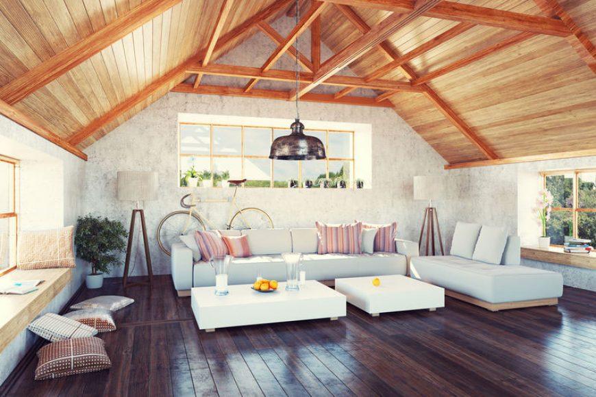 Come arredare una casa in legno