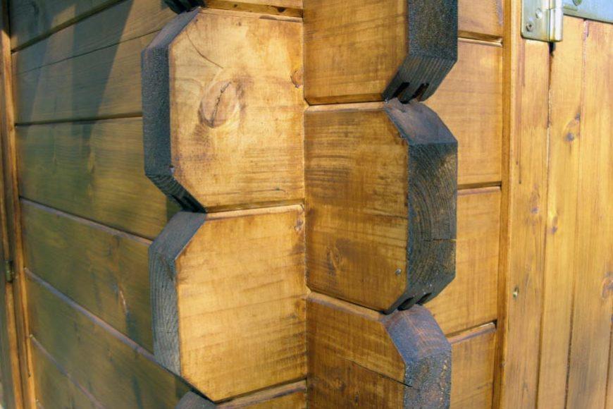 Blockhaus, il sistema di montaggio casette in legno