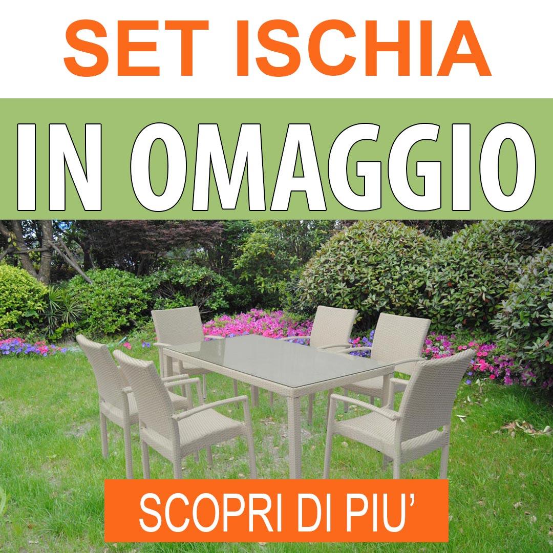 promozione set ischia in omaggio