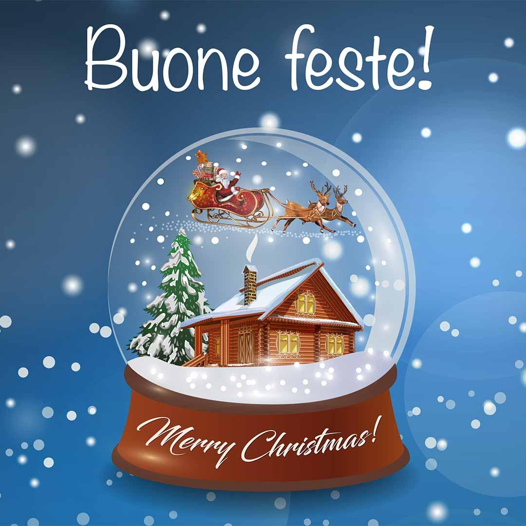 Buon Natale da Vendita Casette